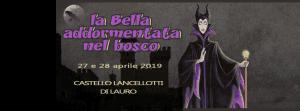 La Bella Addormentata a Castello Lancellotti
