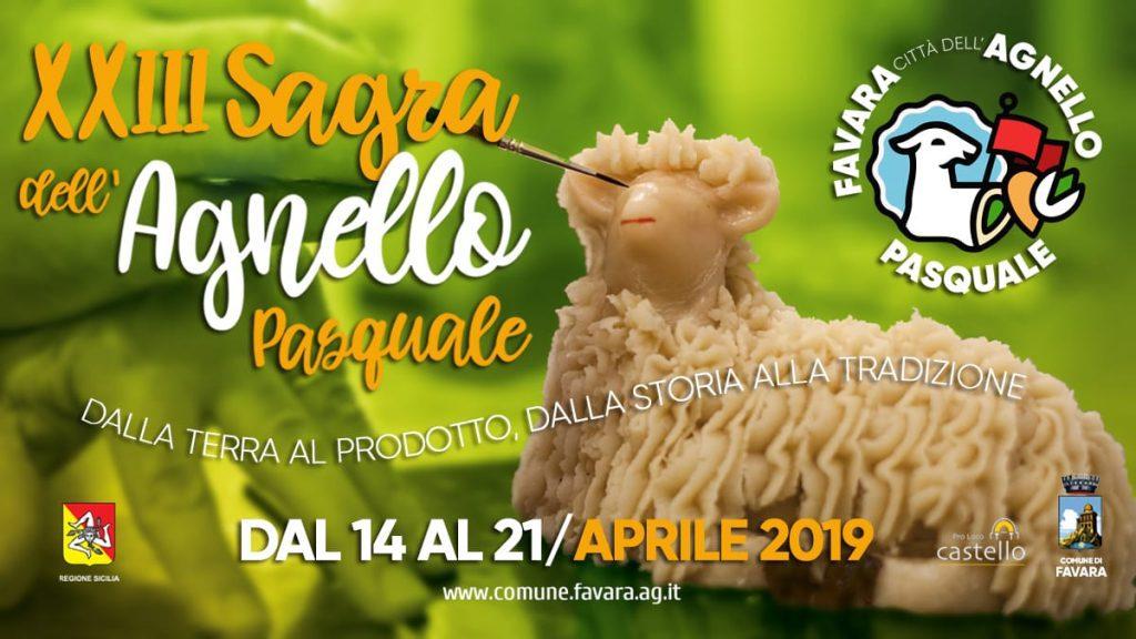 Sagra dell'Agnello Pasquale - 23° edizione