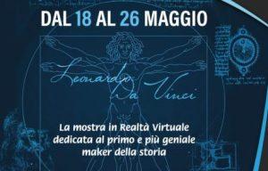 Leonardo Da Vinci - mostra in Realtà Virtuale