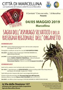 Sagra dell'Asparago Selvatico - 9° edizione