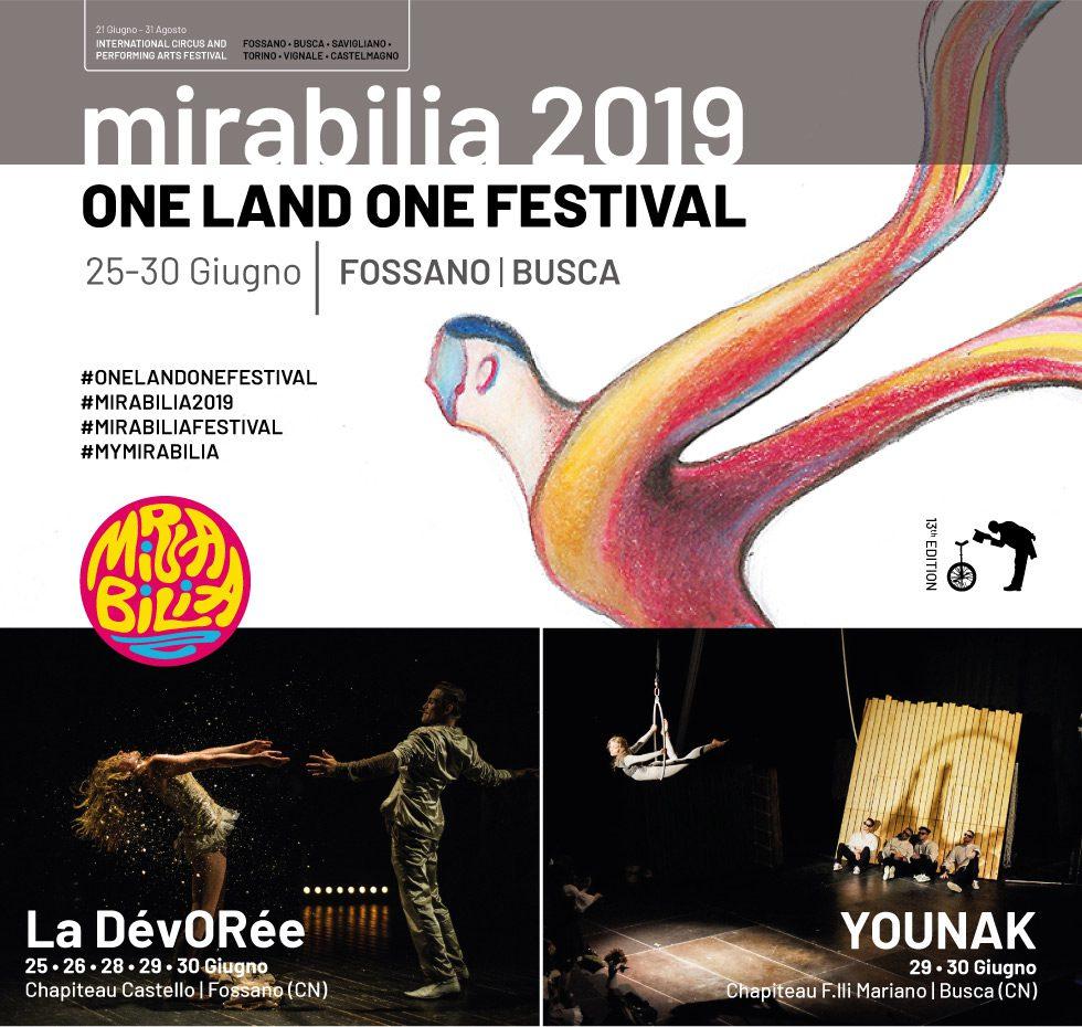 Mirabilia Festival 2019