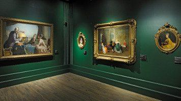 L'Ottocento. Da Canova a Boccioni