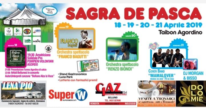 Sagra De Pasca 2019