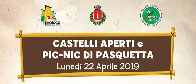 Castelli Aperti - Pic Nic di Pasquetta