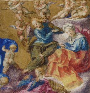 ATOMI E NUVOLE. Le miniature di Cesare Franchi