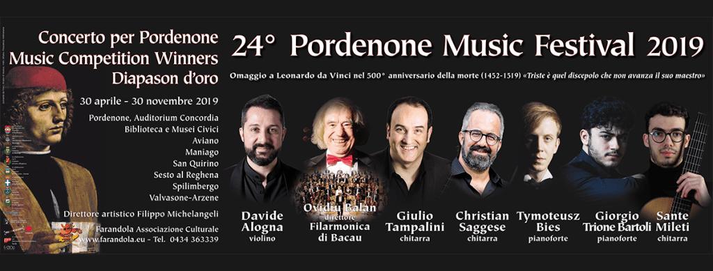 Pordenone Music Festival - 24° edizione