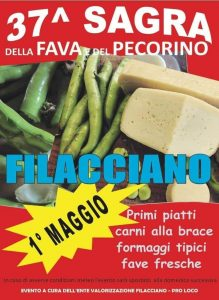 Sagra della Fava e del Pecorino - 37° edizione