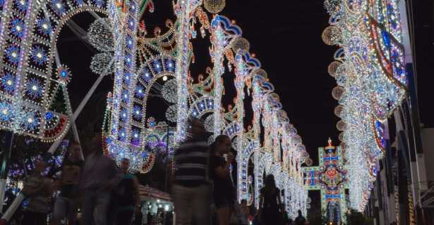 Festa di Santa Domenica - Notte delle Luci