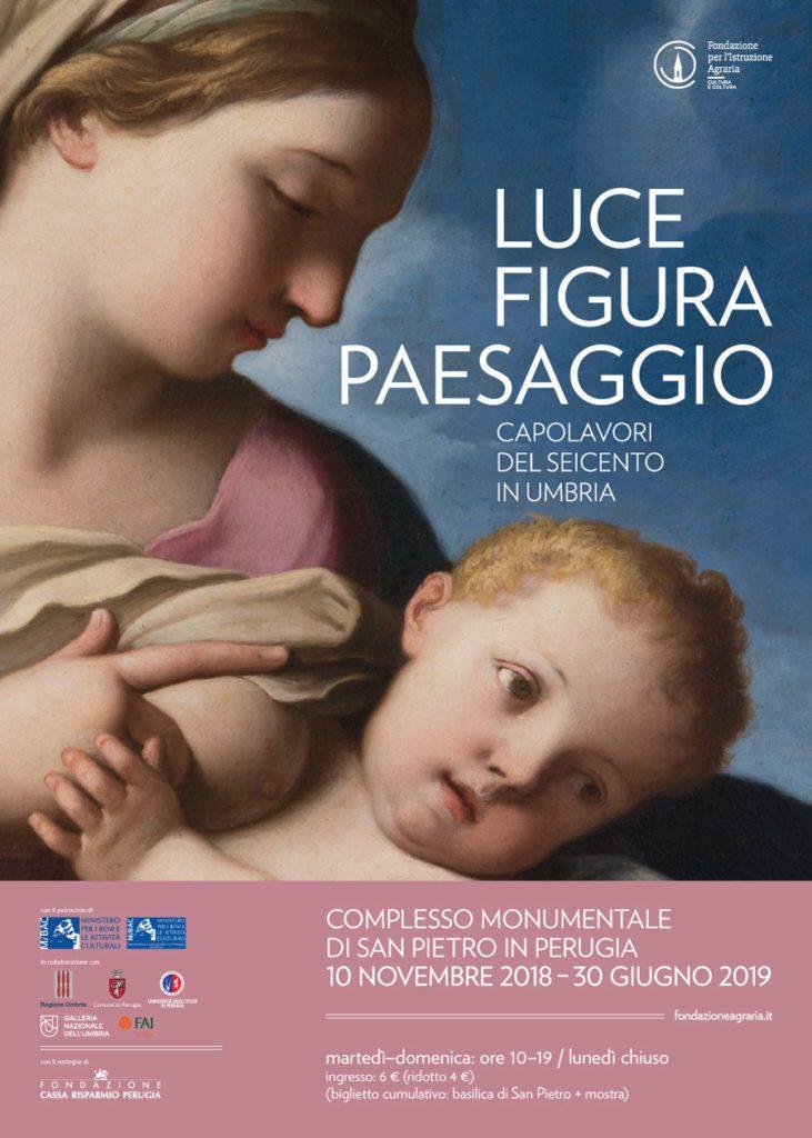 LUCE FIGURA PAESAGGIO. Capolavori del '600 in Umbria
