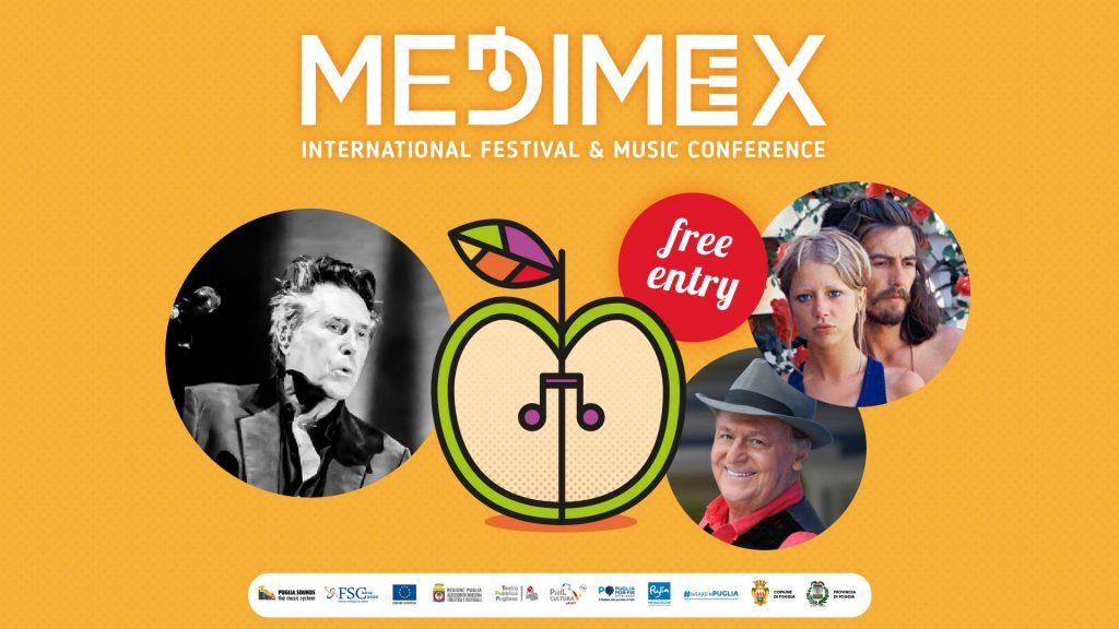 Medimex Spring Edition 2019