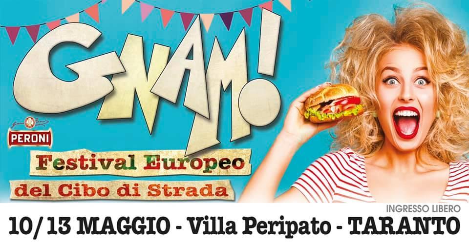 GNAM! Festival Europeo del Cibo di Strada - Taranto