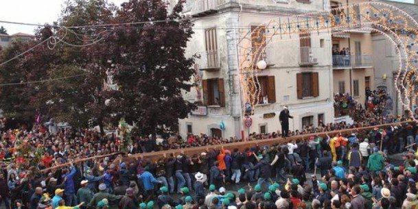 L'a' Pitu e la Rocca - Festa dell'Albero 2019