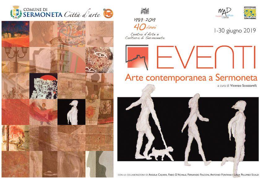 Arte Contemporanea a Sermoneta - 8° edizione