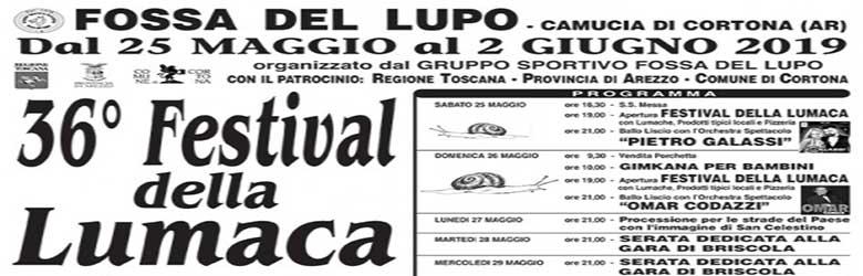 Festival della Lumaca - 36° edizione