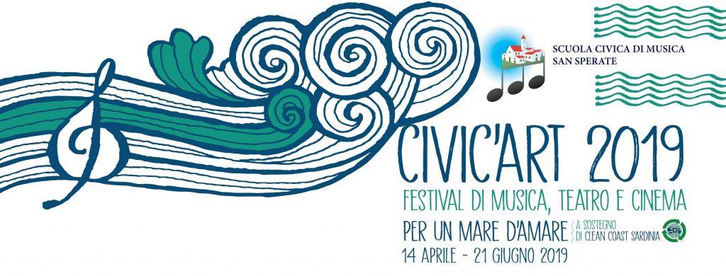 Civic'Art. Festival di Musica, Teatro e Cinema - 2° edizione