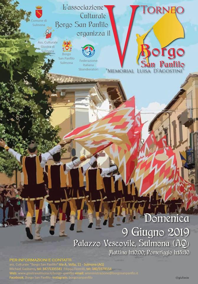 Torneo Borgo San Panfilo - 5° edizione