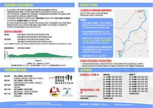DecoColle Marathon - 5° edizione