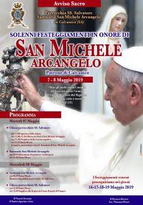 Solenni Festeggiamenti San Michele Arcangelo