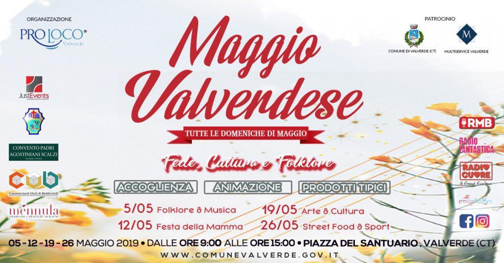 Maggio Valverdese - Fede, Cultura e Folklore