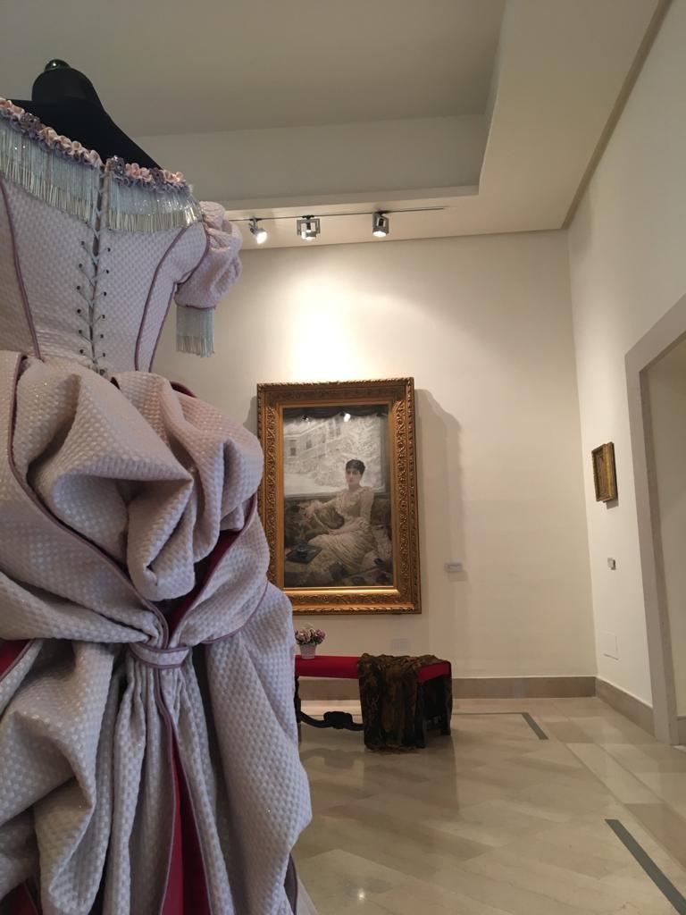 Parigi, o Cara! Gli Abiti della Traviata a Casa De Nittis
