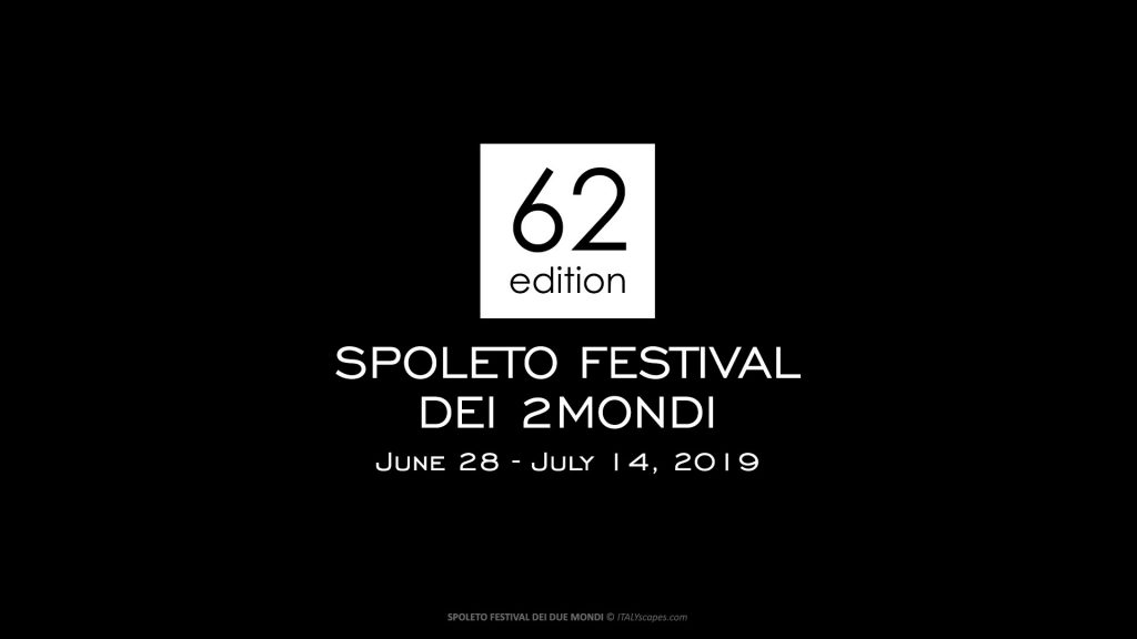Festival dei Due Mondi - 62° edizione