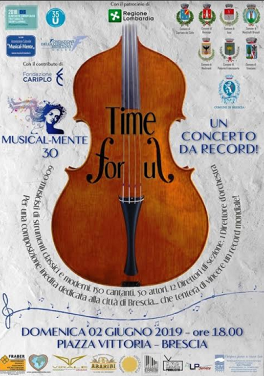 MUSICAL-MENTE 30. Time For Us