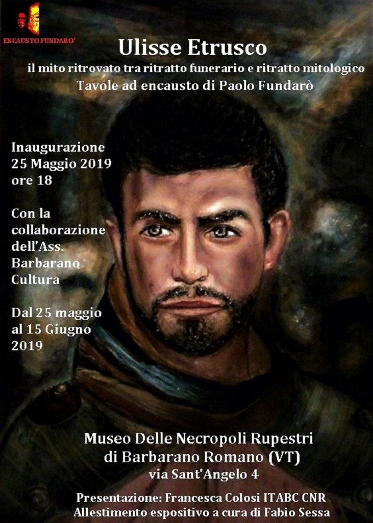 Ulisse Etrusco. Il Mito Ritrovato