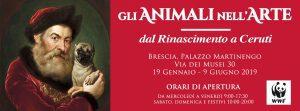 Gli Animali nell'Arte. Dal Rinascimento a Ceruti