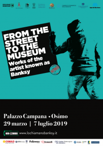 Lo Chiamano Banksy. From the Street to the Museum