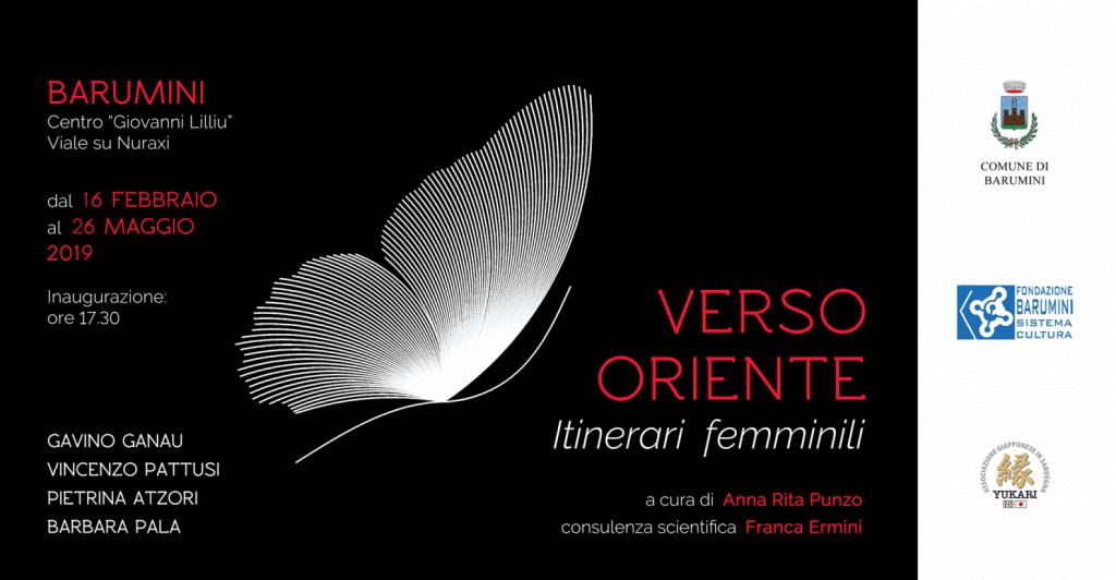 VERSO ORIENTE. Itinerari Femminili
