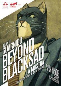 Beyond Blacksad - personale di Juanjo Guarnido