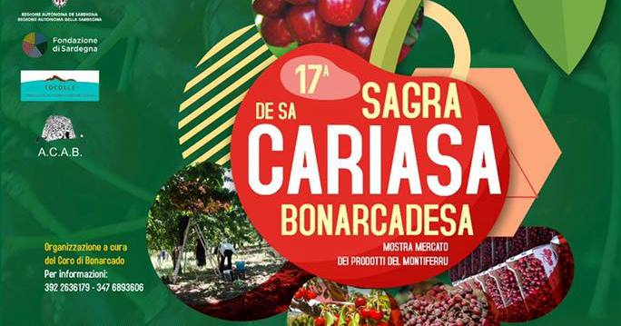 Sagra de Sa Cariasa Bonarcadesa - 17° edizione