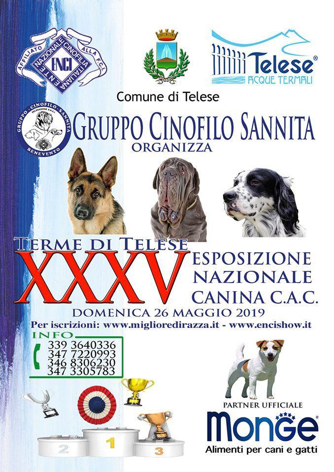 Esposizione Canina Nazionale - 35° edizione