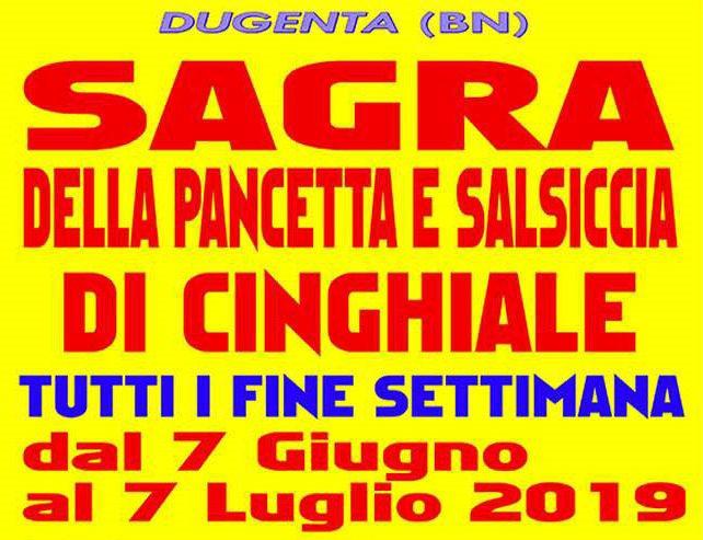 Sagra della Pancetta e della Salsiccia di Cinghiale