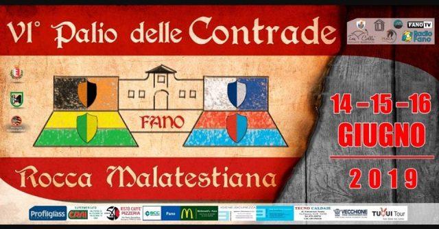 Palio delle Contrade - 6° edizione