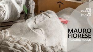 MAURO FIORESE. Treasure Rooms (2014 - 2016)