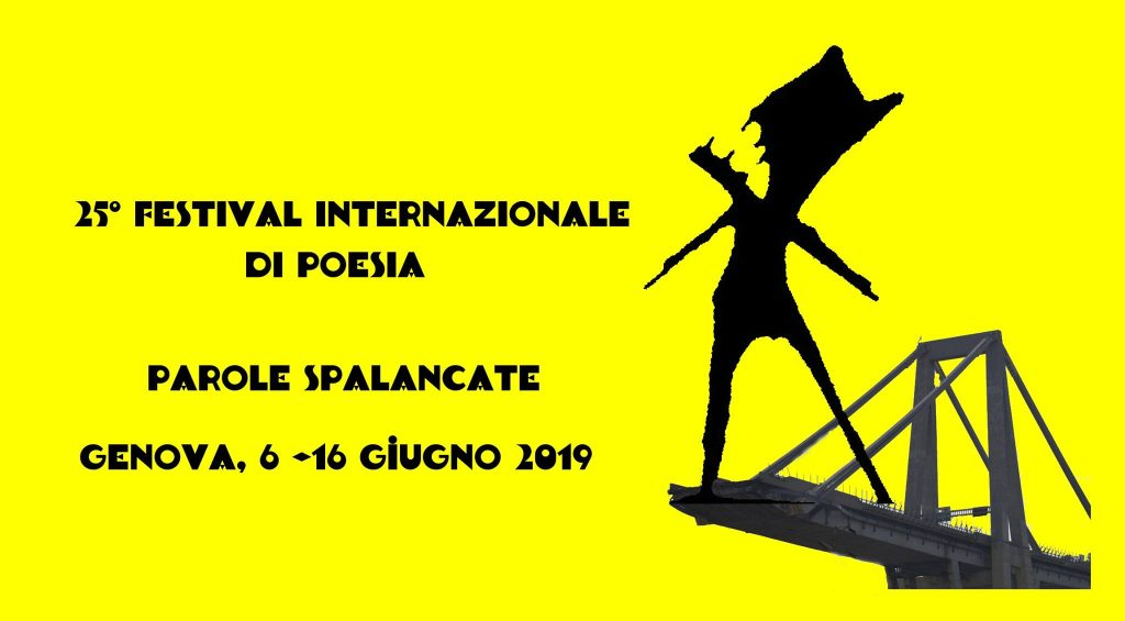 Festival Parole Spalancate - 25° edizione