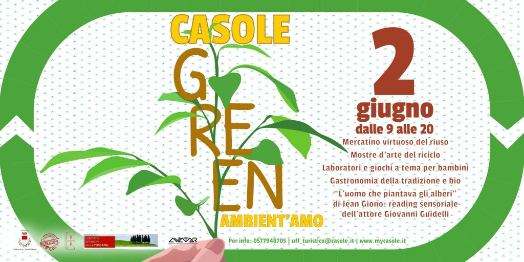 Casole Green - Ambient'Amo