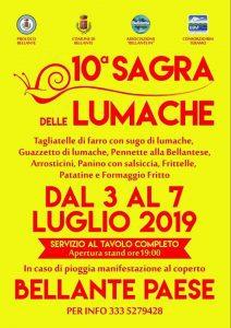 Sagra delle Lumache - 10° edizione