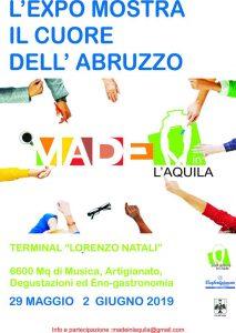 MADE IN L'Aquila