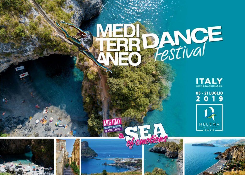 Mediterraneo Dance Festival - 28° edizione