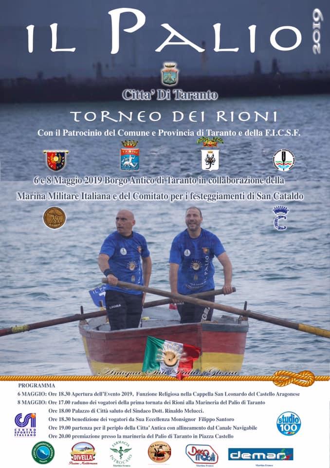 Palio di Taranto 2019