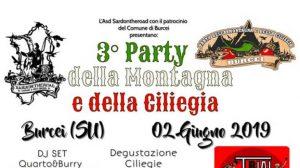 Party della Montagna e della Ciliegia - 3° edizione