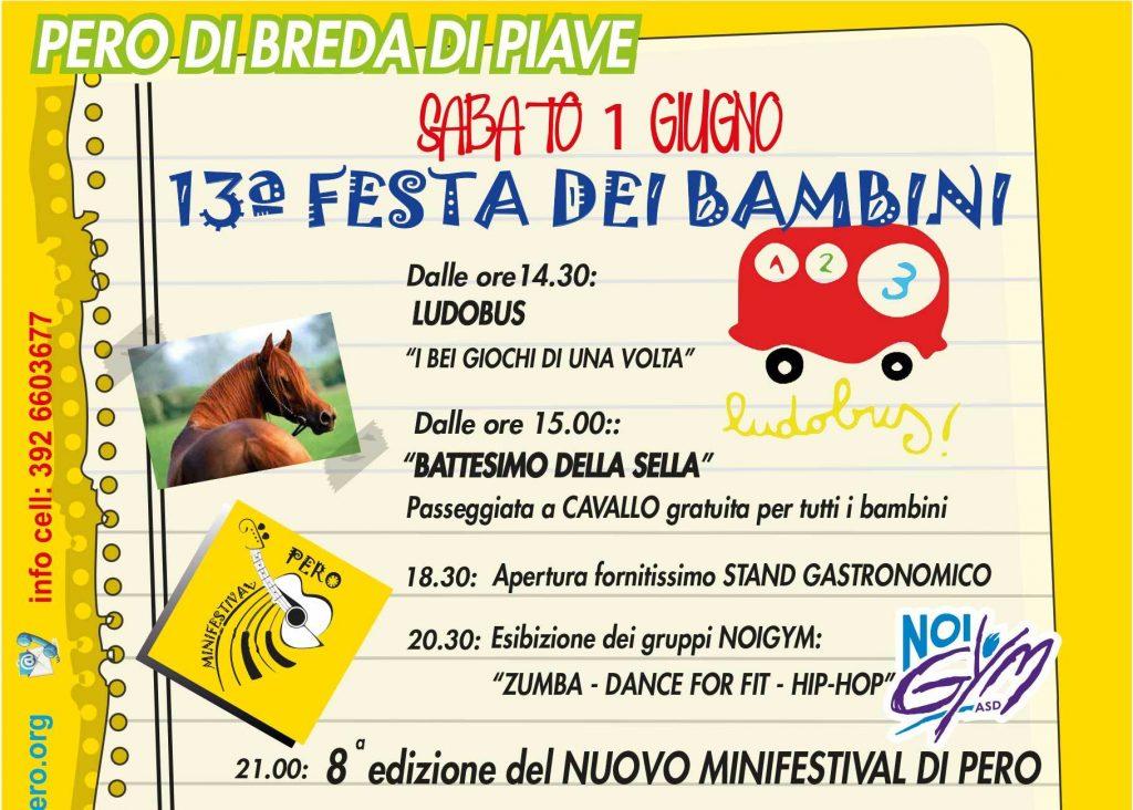 Festa dei Bambini - 13° edizione