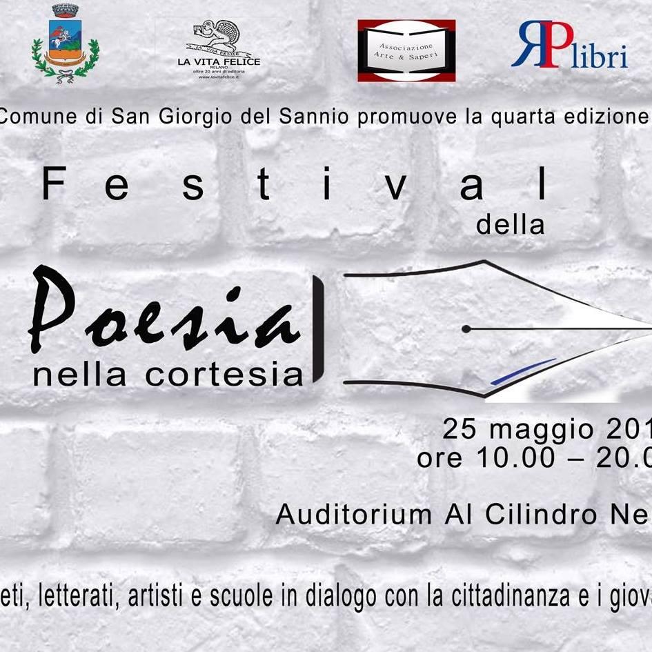 Festival della Poesia nella Cortesia - 4° edizione