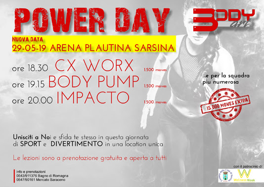 Power Day 2019