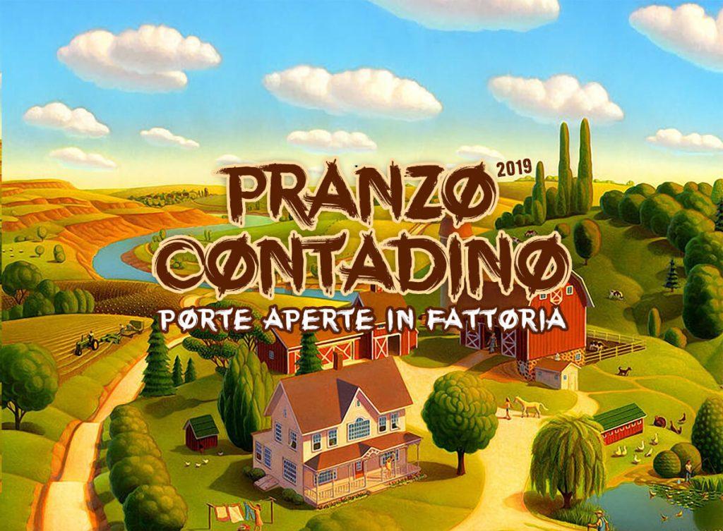 Pranzo Contadino - Porte Aperte in Fattoria