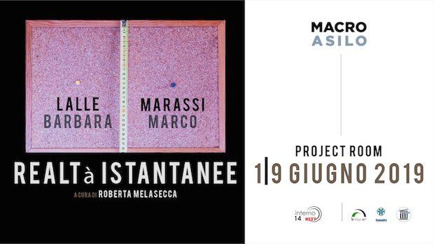 Realtà Istantanee - Barbara Lalle & Marco Marassi