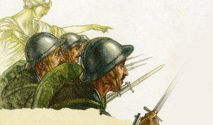 RICHIAMATI. Bancari al fronte della Grande Guerra