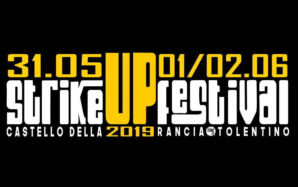 Strike Up Festival - 5° edizione